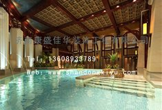 水之乡新万博下载中心设计案例